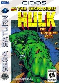 Обложка The Incredible Hulk: The Pantheon Saga
