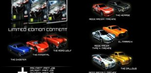 Ridge Racer Unbounded. Видео #3
