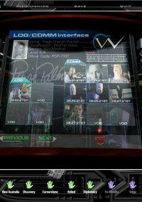 Обложка Darkstar: The Interactive Movie
