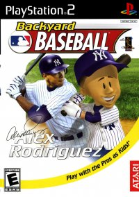 Обложка Backyard Baseball
