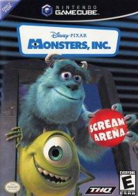 Обложка Monsters Inc. Scream Arena