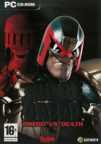Обложка Judge Dredd Vs Death