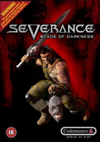 Обложка Severance: Blade of Darkness