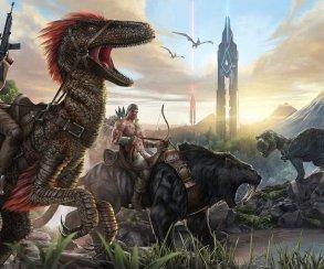 ARK: Survival Evolved — самая ожидаемая игра про динозавров