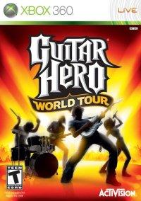 Guitar Hero: World Tour – фото обложки игры