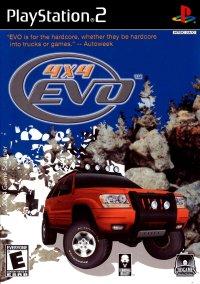 4x4 Evo – фото обложки игры