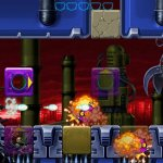 Скриншот Mighty Switch Force! Hyper Drive Edition – Изображение 2