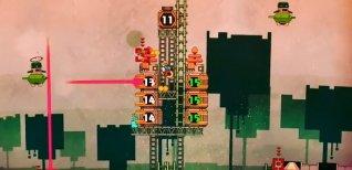 Nom Nom Galaxy. Релизный трейлер PS4- версии