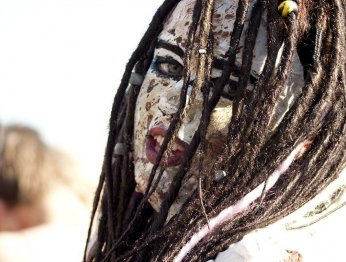 Лучшие фотографии с красноярского зомби-парада