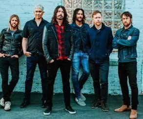Foo Fighters анонсировали новый альбом под названием Concrete and Gold