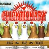 Скриншот Chicktionary
