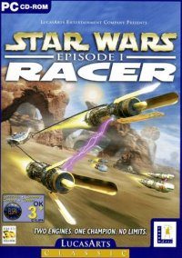 Обложка Star Wars: Episode I - Racer