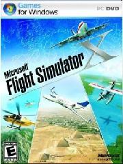 Обложка Microsoft Flight Simulator X