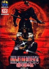 Обложка Ninja Master's: Haō Ninpō Chō