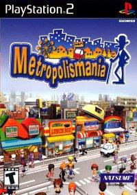 Обложка Metropolismania