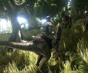 ARK: Survival Evolved выйдет на PS4, с поддержкой Project Morpheus