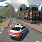 Скриншот Police Car Driver 3D – Изображение 1