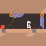 Скриншот Odd Bot Out – Изображение 10