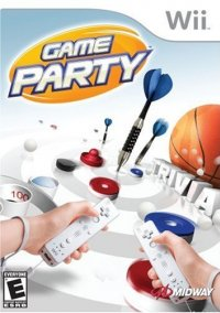 Обложка Game Party