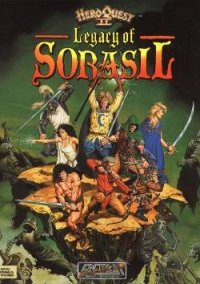 Обложка HeroQuest II: Legacy of Sorasil