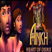 Обложка Ankh 2: Heart of Osiris
