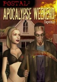 Обложка Postal 2: Apocalypse Weekend