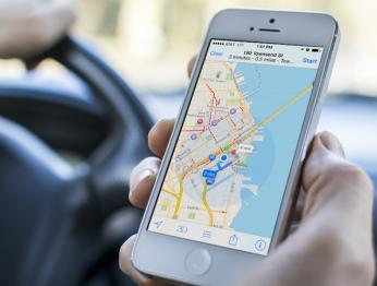 Дроны помогут Apple улучшить качество карт
