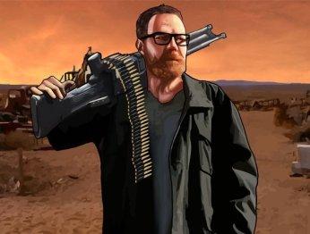 Самые интересные «каверы» обложек игр серии GTA