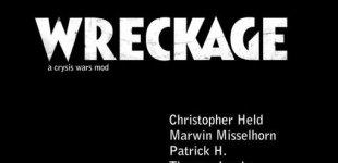 Wreckage. Видео #1
