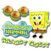 Обложка SpongeBob SquarePants Krabby Quest
