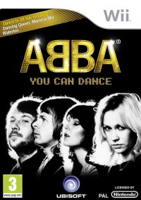 Обложка ABBA: You Can Dance