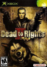 Обложка Dead to Rights II