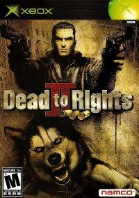 Dead to Rights II – фото обложки игры