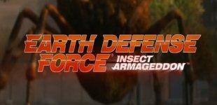 Earth Defense Force: Insect Armageddon. Видео #9