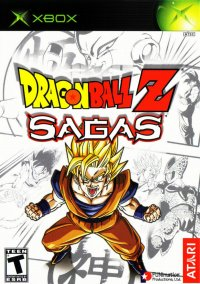 Обложка Dragon Ball Z: Sagas