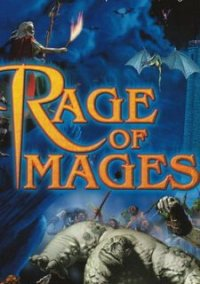 Обложка Rage of Mages