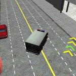 Скриншот Ambulance Parking 3D Extended – Изображение 3