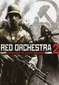 Обложка Red Orchestra 2: Heroes of Stalingrad