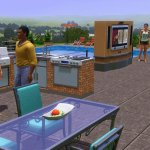 Скриншот The Sims 3: Outdoor Living Stuff – Изображение 5