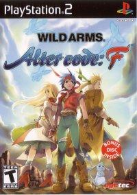 Обложка Wild Arms: Alter Code F
