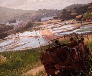 Разработчики Uncharted 4 —о вождении, механике и личности Сэма Дрейка