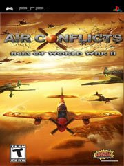 Обложка Air Conflicts: Aces of World War II