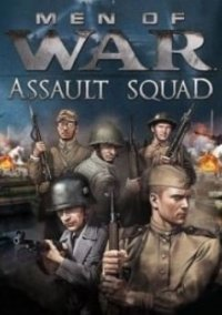 Обложка Men of War: Assault Squad