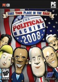 Обложка The Political Machine 2008
