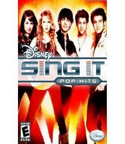 Обложка Disney Sing It: Pop Hits