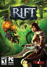 Обложка Rift