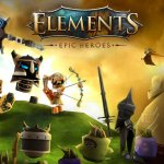 Скриншот Elements: Epic Heroes – Изображение 3