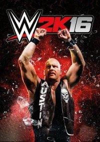 Обложка WWE 2K16