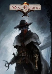 Обложка The Incredible Adventures of Van Helsing