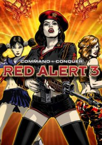 Обложка Command & Conquer: Red Alert 3